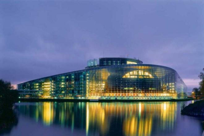 ساختمان پارلمان اروپا (استراسبورگ، فرانسه)