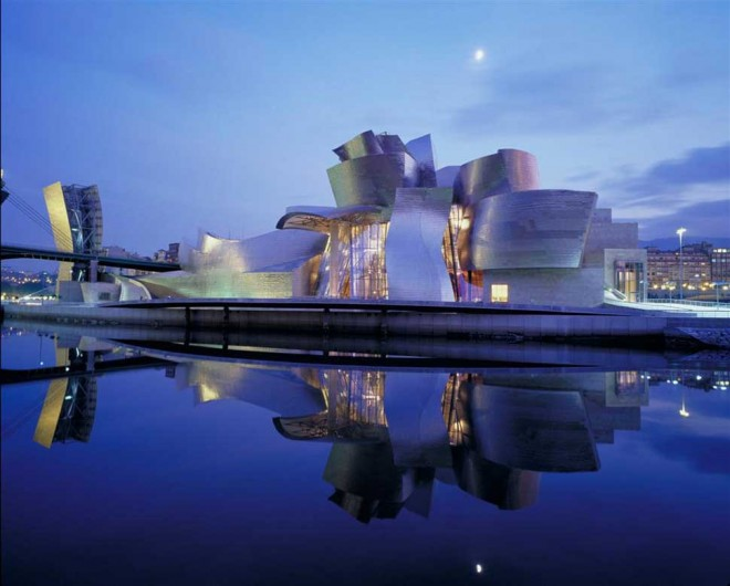 موزه گوگنهایم (بیلبائو، اسپانیا)