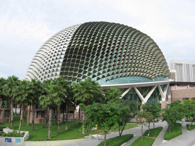 گردشگاه تئاتر (سنگاپور)