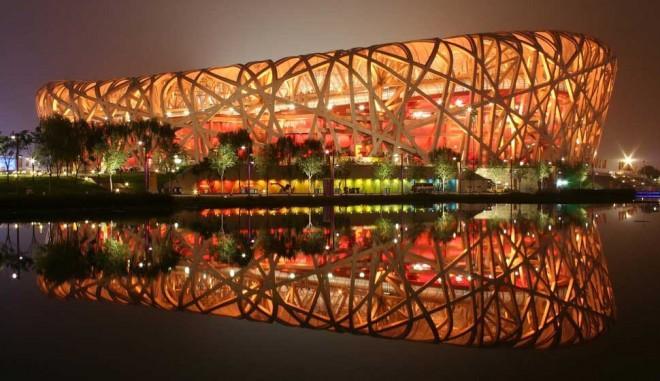 ورزشگاه ملی پکن(چین)
