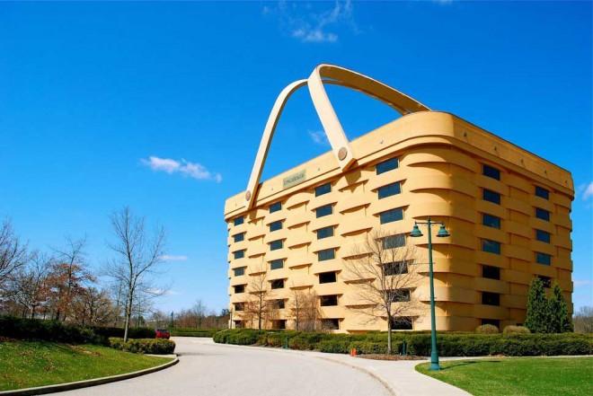بنایی سبدی (اوهایو، ایالات متحده آمریکا)