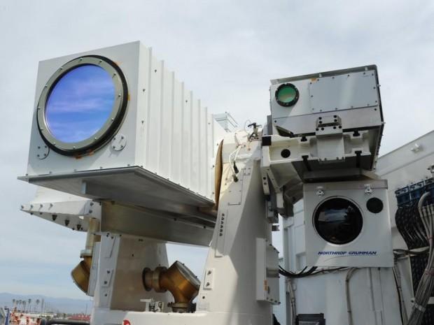 Maritime_Laser_Demonstrator