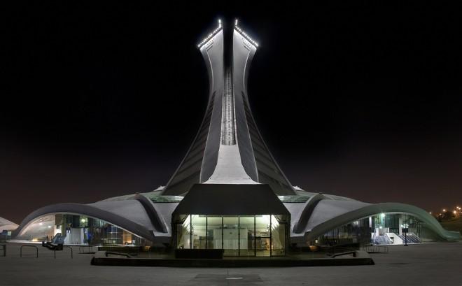 ورزشگاه المپیک(مونترال، کبک، کانادا)