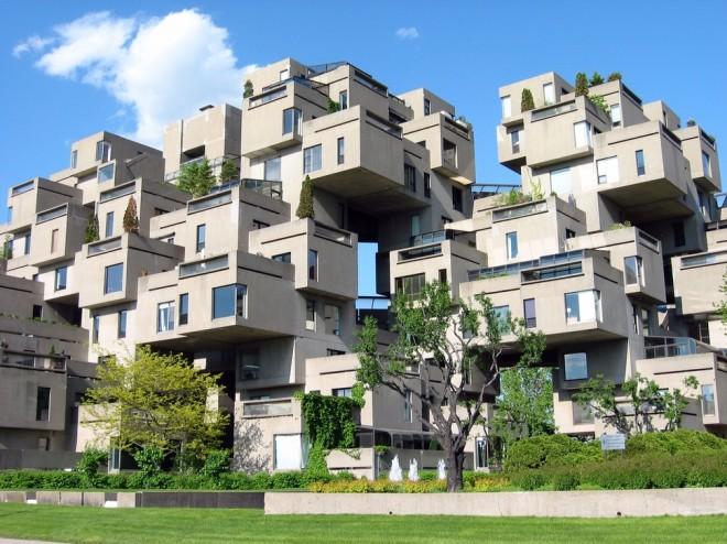 خانه های مسکن (مونترال، کانادا)