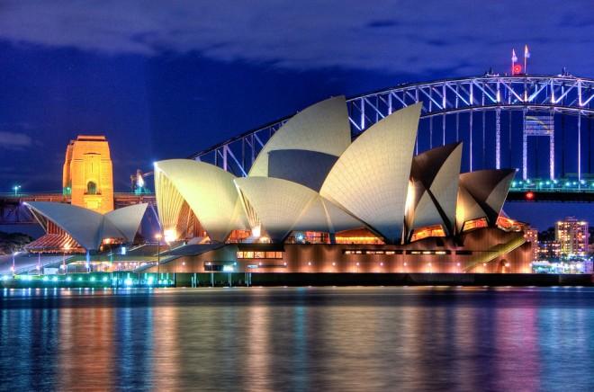 خانه اپرای (سیدنی، استرالیا)