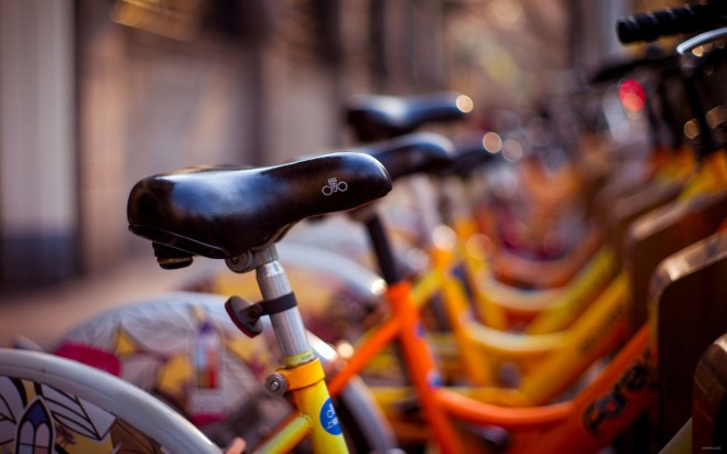 عکاسی تبلیغاتی با سوژه دوچرخه
