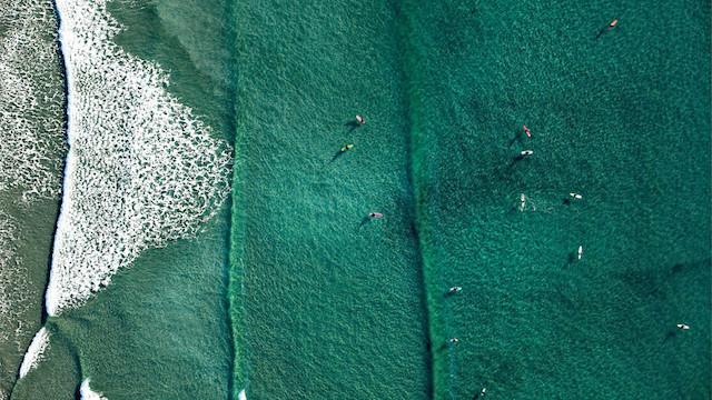 نگاه به پایین در توفینو/ جرمی کارسکی