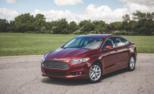 2014 Ford Fusion SE 1.5L EcoBoost
