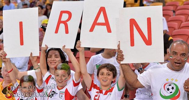 ایران ۱-۰ امارات ، به روایت تصویر
