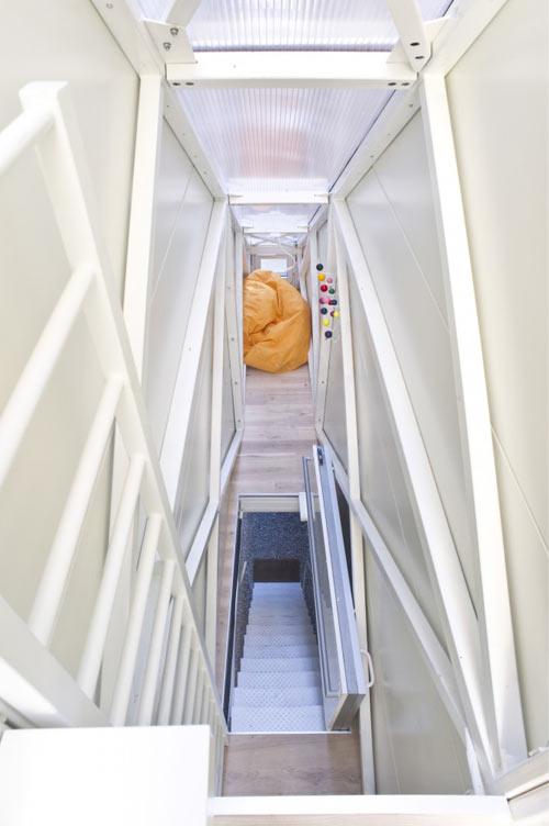 باریکترین آپارتمان دنیا
