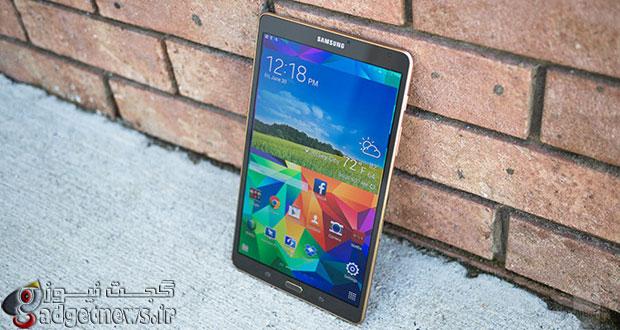 درز مشخصات تبلت های Galaxy Tab S2 سامسونگ : باریک و قدرتمند با قاب فلزی
