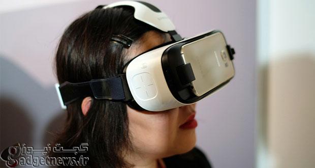 نگاهی نزدیک به هدست واقعیت مجازی سامسونگ Gear VR 2 ( گالری عکس و ویدیو )