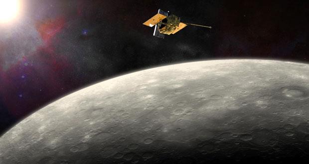 خودکشی فضاپیمای مسنجر ناسا در سیاره عطارد