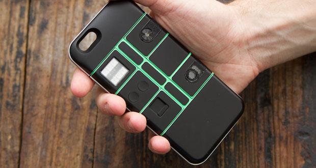 Nexpaq ، کاوری ماژولار که گوشی شما را به سخت افزار های جدید مجهز می کند !
