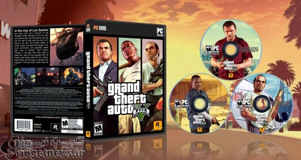 تماشا کنید : اولین تریلر رسمی نسخه PC ( کامپیوتر ) بازی GTA V