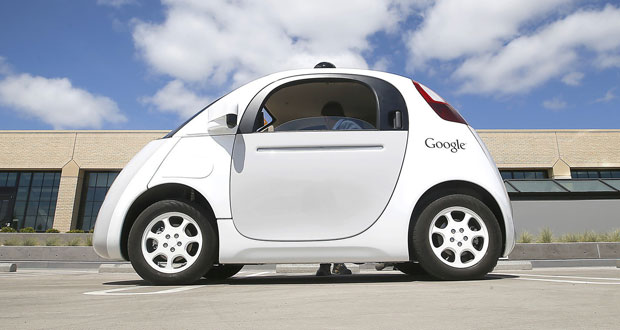 خودروی بدون راننده اختصاصی گوگل تابستان امسال راهی خیابان ها خواهد شد