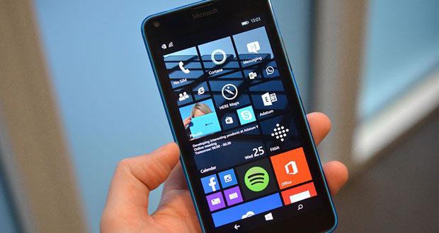 لومیا ۶۴۰ ، اولین گوشی که ویندوز ۱۰ را دریافت خواهد کرد