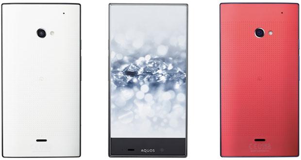 گوشی موبایل شارپ Aquos Crystal 2 با صفحه نمایش بدون حاشیه معرفی شد