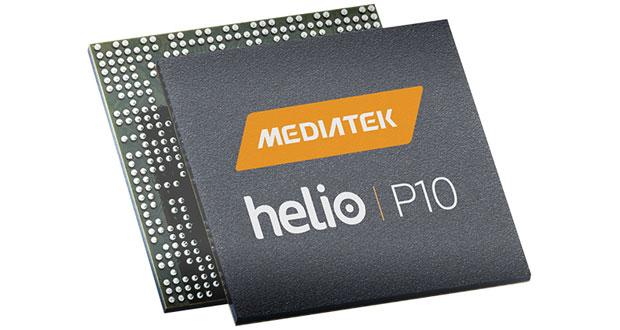 مدیاتک چیپست ۸ هسته ای جدید Helio P10 را معرفی کرد