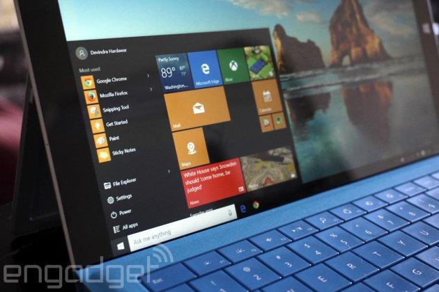 33 بررسی عمیق ویندوز ۱۰ مایکروسافت