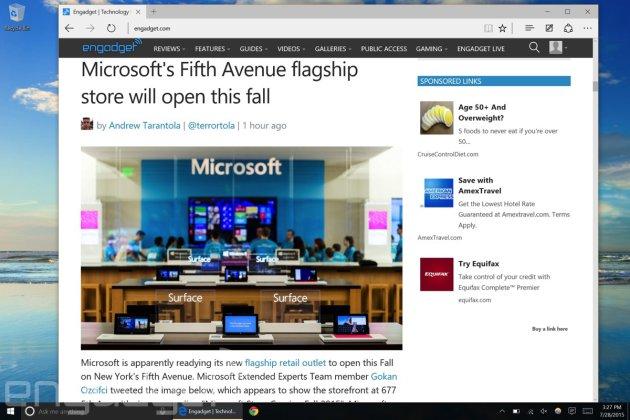 71 بررسی عمیق ویندوز ۱۰ مایکروسافت