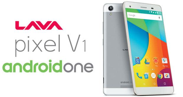 Lava Pixel V1 اولین محصول از نسل دوم گوشی های اندوید وان گوگل