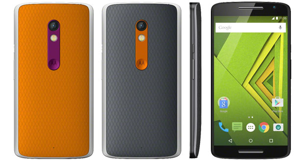 گوشی موتورولا Motorola Moto X Play معرفی شد