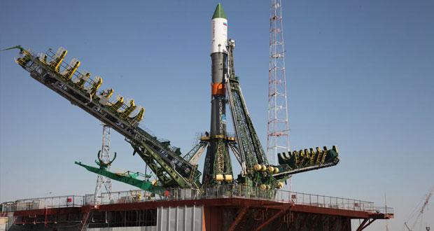 فضاپیمای باری روسی پروگرس ۶۰ با موفقیت به مقصد ایستگاه فضایی بین المللی پرتاب شد
