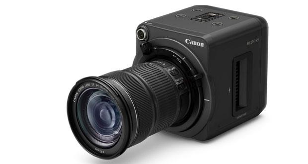 کانن دوربین ME20F-SH را برای تصویربرداری در تاریکترین مکانها معرفی کرد