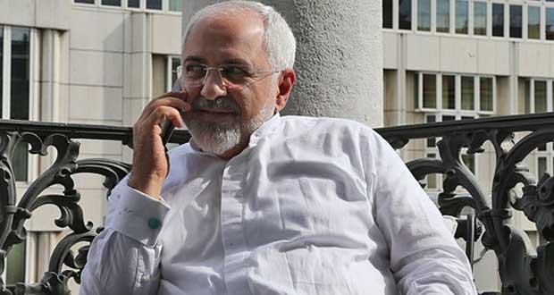 دکتر ظریف ، وزیر امور خارجه کشورمان از چه گوشی استفاده می کند ؟