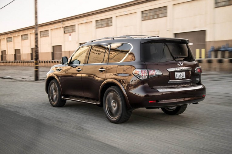 2015-infiniti-qx80-rear-three-quarter-in-motion
