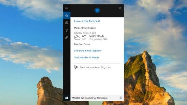 Get chatty with Cortana