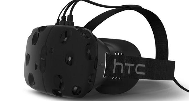 هدست واقعیت مجازی HTC Vive سال آینده عرضه خواهد شد