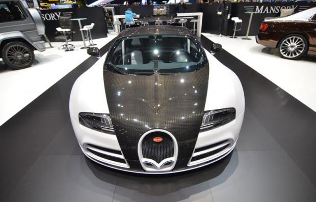 Mansory Bugatti Veyron Vive 620x397 گران قیمت ترین خودروهای جهان + تصاویر