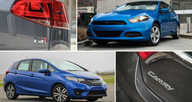 سریعترین خودروهای ۲۰۱۵ با قیمتی کمتر از ۲۵ هزار دلار