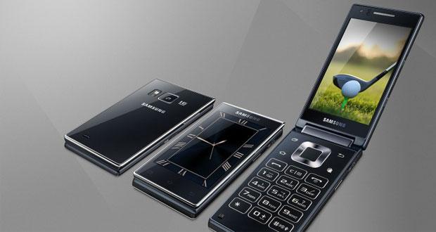 گوشی هوشمند تاشو جدید سامسونگ G9198 با پردازنده ۶ هستهای،رم ۲ و دوربین ۱۶ مگاپیکسل معرفی شد