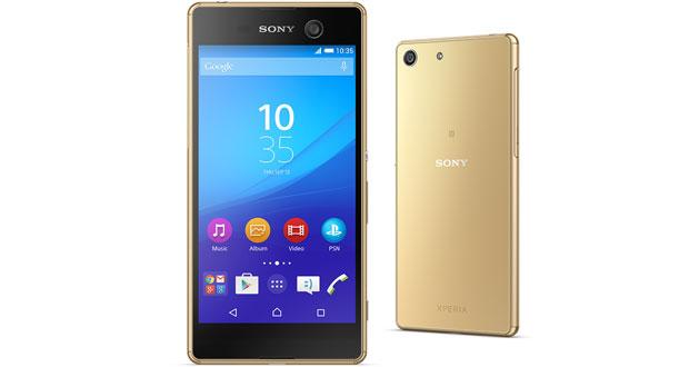 گوشی Sony XPERIA M5 رسما معرفی شد : یک میان رده قدرتمند و دوست داشتنی از سونی