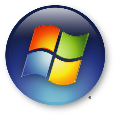 old windows logo