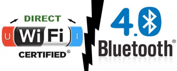 Bluetooth-Wi-Fi