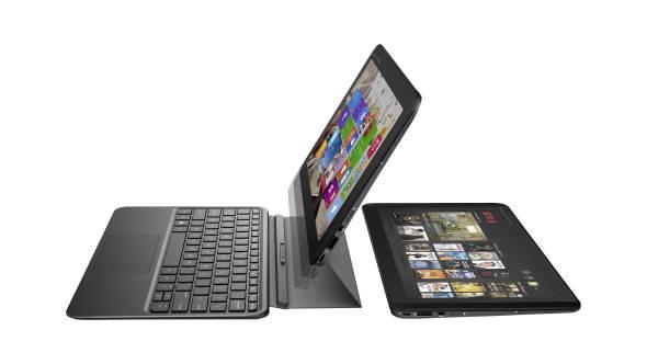 HP Pavilion x2 اچ پی به تازگی یک لپ تاپ-تبلت هیبریدی 10 اینچی فوق العاده به همراه ویندوز 10 معرفی کرده است. اگرچه لپ تاچ HP Pavilion x2 با یک صفحه نمایش 1280x800 روانه بازار خواهد شد، اما در بخش بلندگوهای خود که توسط Bang & Olufsen بهبود یافته اند، حرف های بسیاری برای گفتن دارد. به صورت کاملاً ناباورانه ای، این لپ تاپ 2-در-1 با قیمت پایه 300 دلار (990 هزار تومان) عرصه خواهد شد و همین امر نیز به HP این قدرت را خواهد داد که بازار لپ تاپ های مقرون به صرفه ویندوزی را به تصاحب خود در آورد.