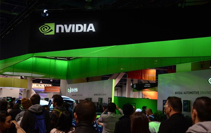 شرکت Nvidia در CES