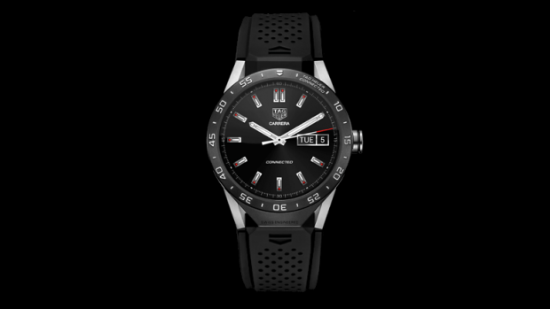 Tag Heuer Connected Watch 2 620x349 ساعت لوکس سوییسی با سیستم Android Wear