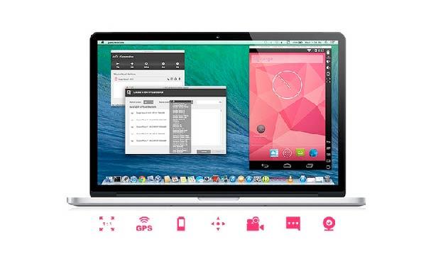android emulators5 27347 بهترین نرم افزارهای اجرای اندروید بر روی کامپیوتر