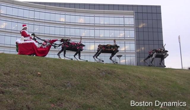 بوستون داینامیک