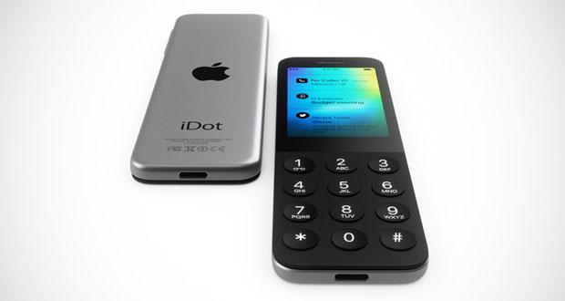 Apple-iDot