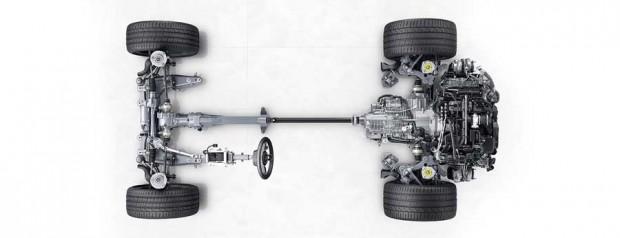 Porsche 911 Turbo S 5 620x238 بررسی فنی پورشه ۹۱۱ سوپر اسپورت جدید