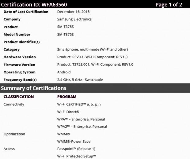 مجوز وای فای از اتحادیه وای فای (WFA)