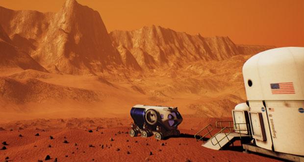 ناسا به کمک تکنولوژی واقعیت مجازی ما را به مریخ می برد