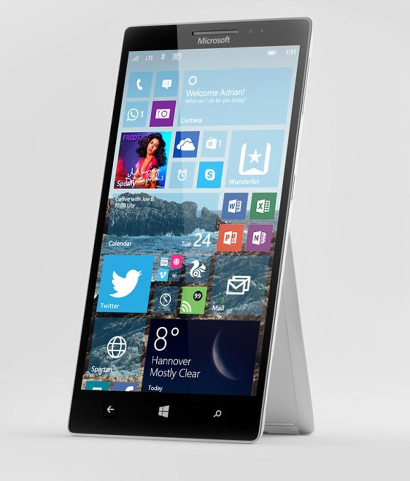 surface phone thumb800 - ۱۴ مورد از بهترین گوشی هایی که سال ۲۰۱۶ معرفی خواهند شد