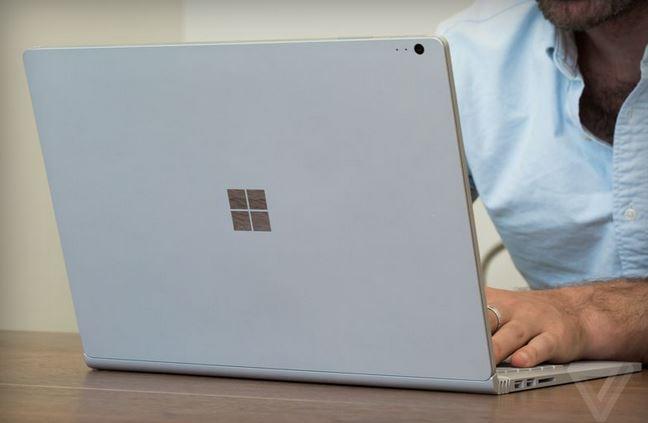 مایکروسافت سرفیس بوک و سرفیس پرو ۴ را با هارد ۱ ترابایتی و پردازندهی Core i7